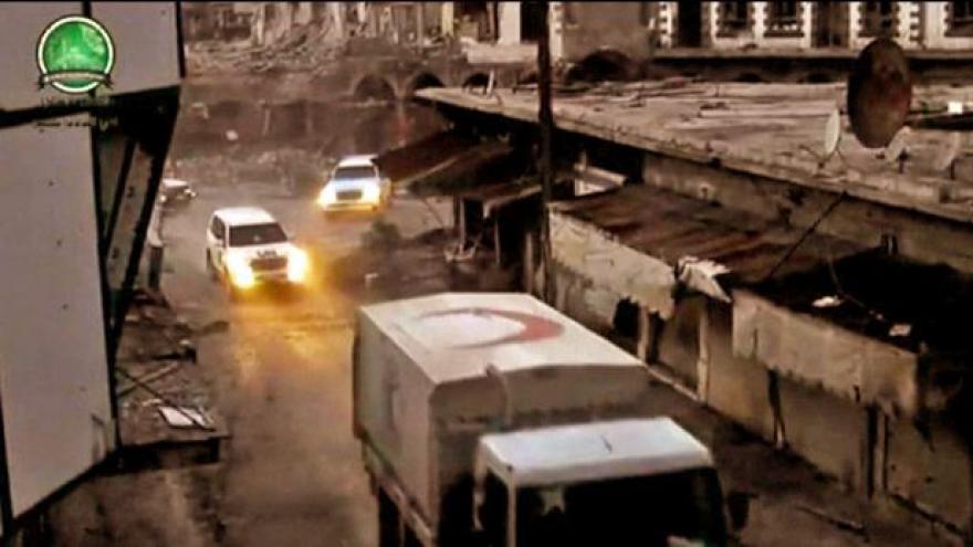 Video Homs je symbolem utrpení celé Sýrie