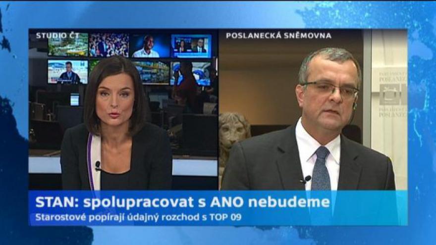 Video Rozhovor s Miroslavem Kalouskem: Lidové noviny lžou