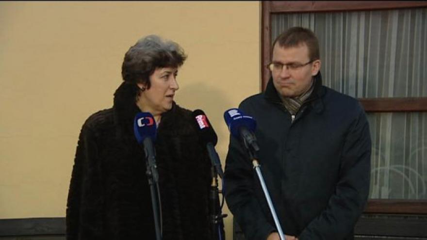 Video Brífink po jednání expertní komise k církevním restitucím