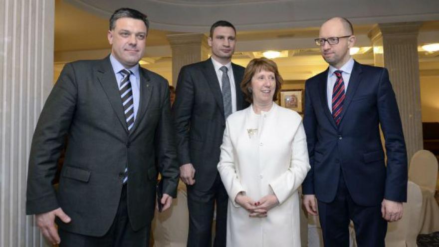 Video Ukrajina dál hledá cestu z krize