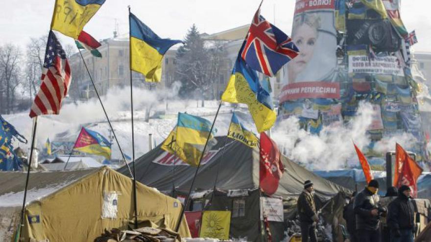 Video Napětí na Ukrajině nepolevuje