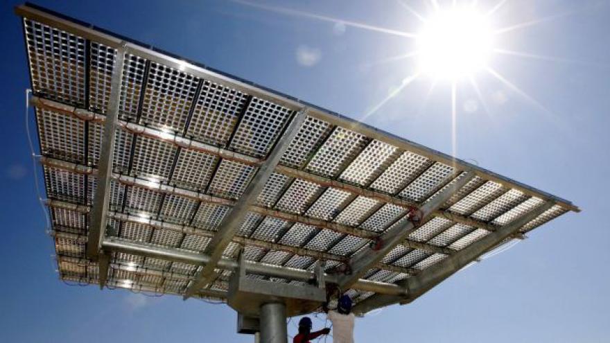 Video 2030: Třetina energie z obnovitelných zdrojů, počítá EU