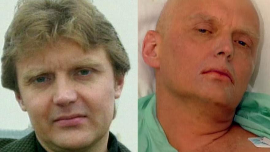 Video Mayová: Zapojení ruského státu do vraždy Litviněnka považujeme za znepokojující