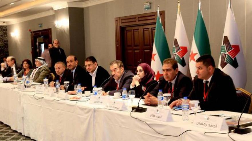 Video Horizont ČT24 o údajném mučení v Sýrii a mírové konferenci