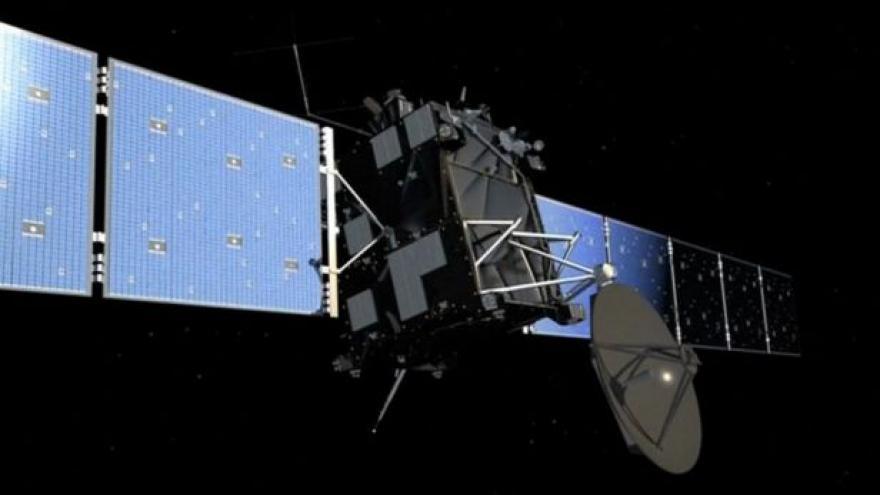 Video Evropská sonda by měla přistát na kometě