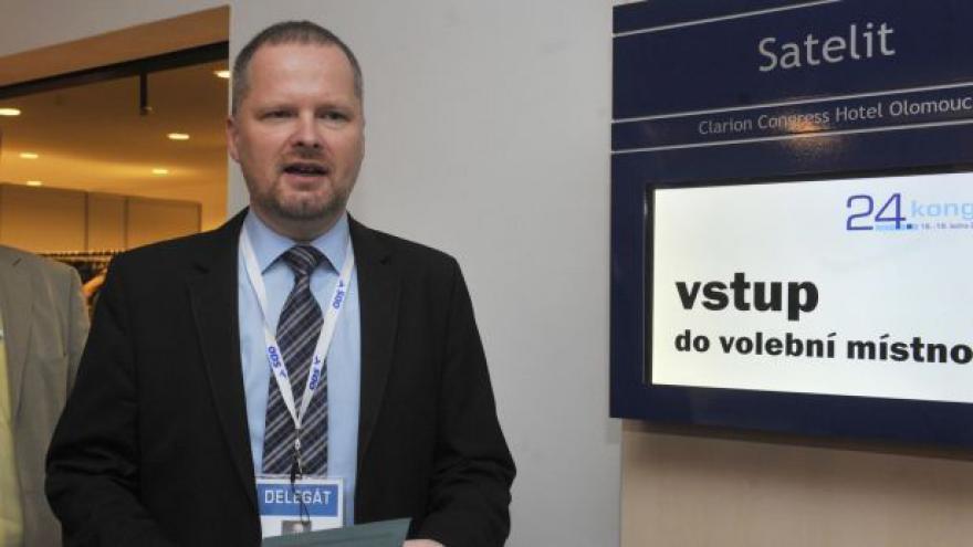 Video Fiala doufá, že s tiskem řeší hlavně vnitřní problémy ODS naposledy