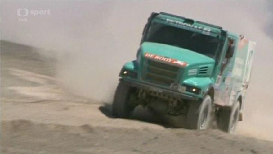 Video Sestřih 9. etapy Rallye Dakar