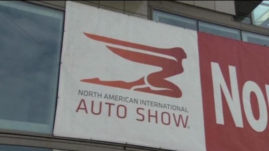 Video Začíná autosalon v Detroitu