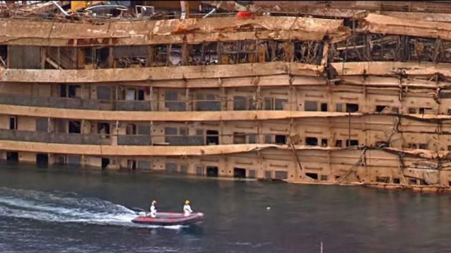 Video Od havárie Costy Concordie uplynuly dva roky