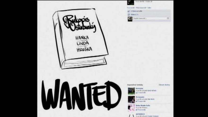 Video Pátrajícího básníka už podporují i lidé na sociálních sítích
