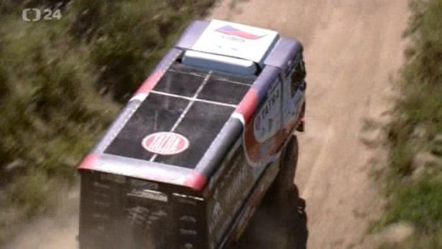 Video Sestřih šesté etapy Rallye Dakar