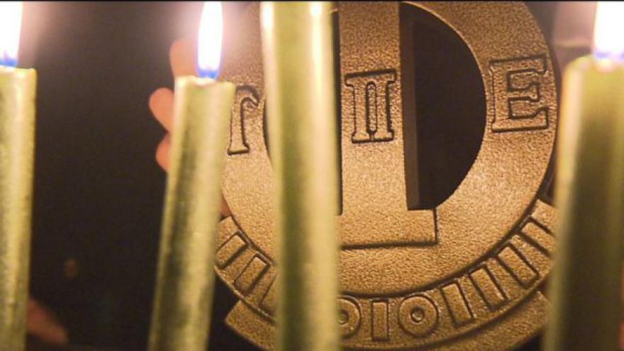 Video Přijímací rituál nových členů univerzitního spolku UPE