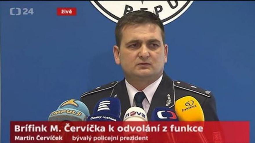 Video Martin Červíček: Mé odvolání je účelové a nezákonné