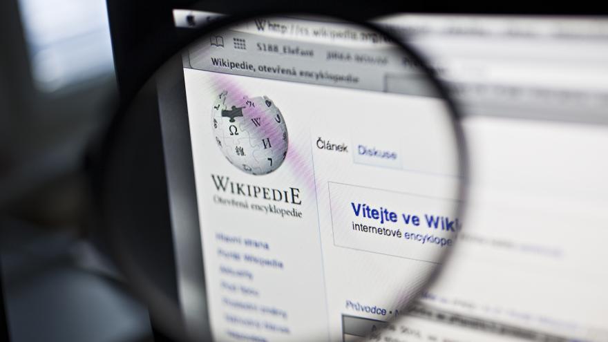 Video 15 let české Wikipedie