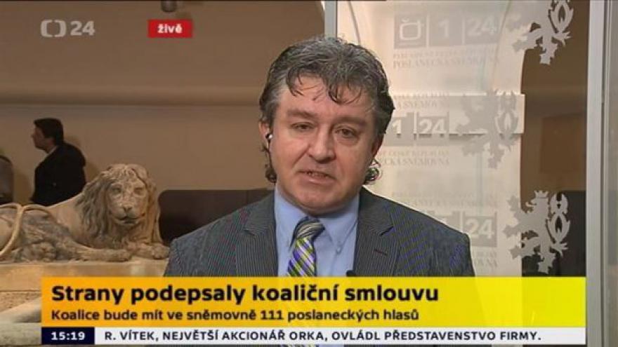 Video Reakce Jiřího Dolejše (KSČM)