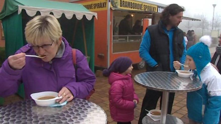 Video V Jihlavě zahájili tříkrálovou sbírku