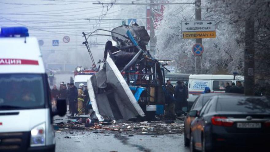 Video Stopa atentátníků ve Volgogradu vede na severní Kavkaz