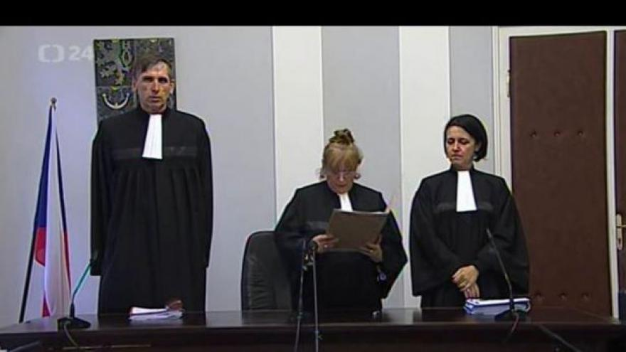 Video Ústavní soud o stížnosti Davida Ratha