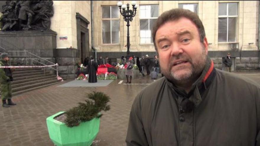 Video Miroslav Karas informuje o situaci ve Volgogradu