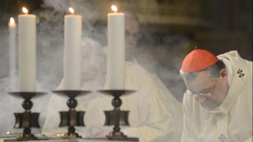 Video Půlnoční mše v katedrále sv. Víta