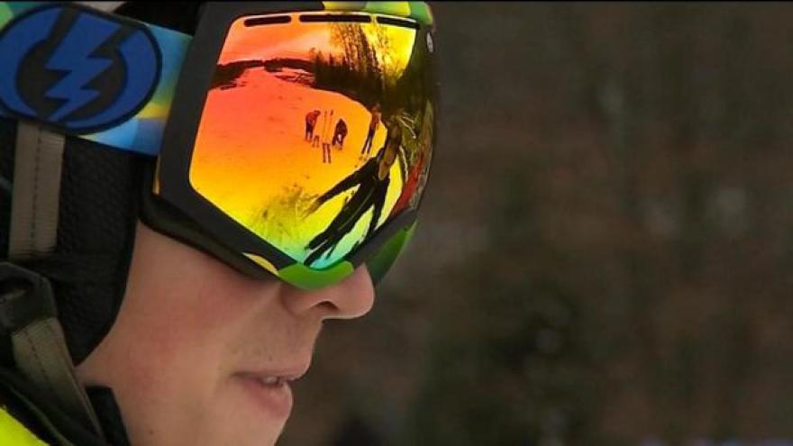 Video Lyžařské podmínky na českých horách nejsou ideální