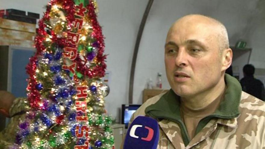 Video Jak slaví Vánoce čeští vojáci na misích?