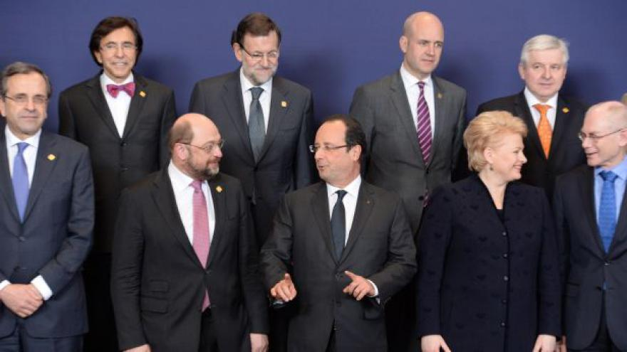 Video Bankovní unie jedním z témat evropského summitu