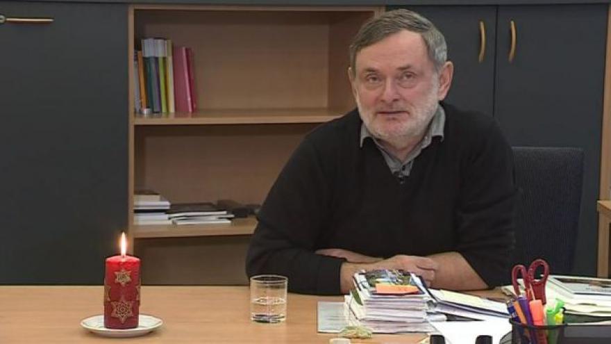 Video Rozhovor s odcházejícím ombudsmanem Pavlem Varvařovským