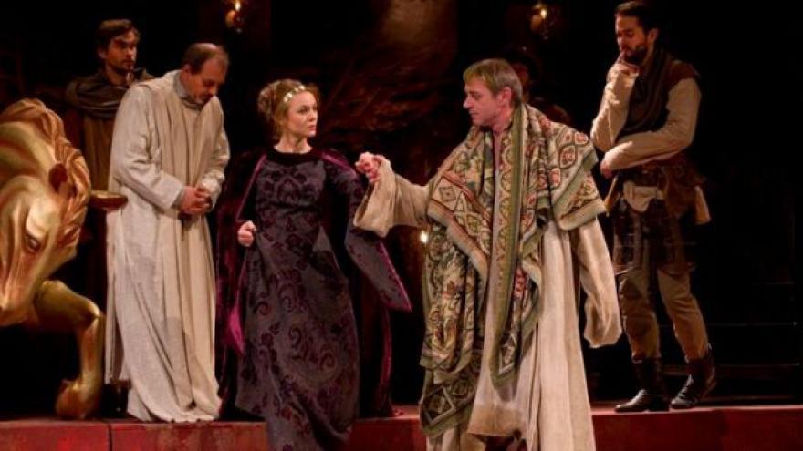 Video Jindřich IV. na Vinohradech