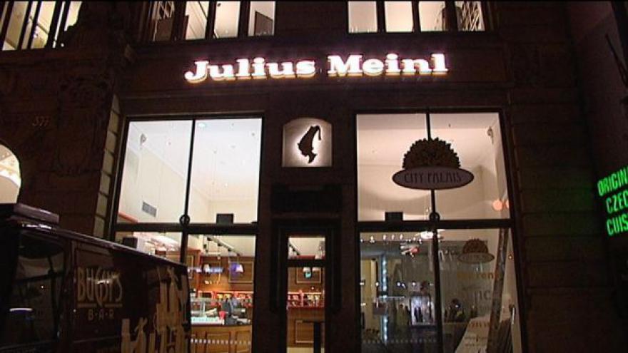 Video Julius Meinl se vrací do Česka