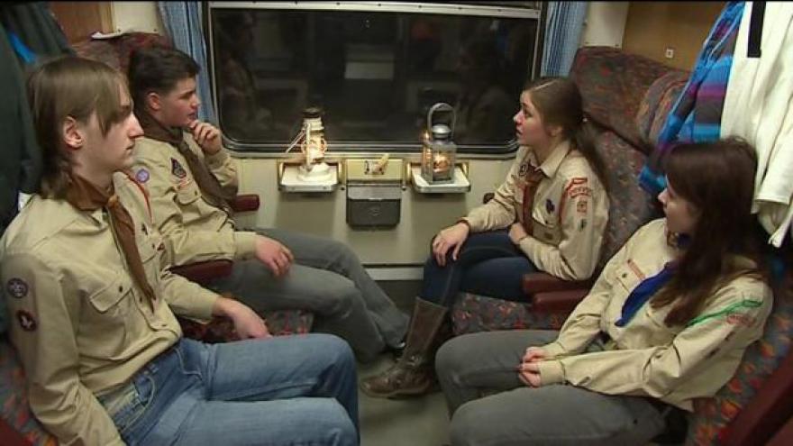 Video Betlémské světlo už je v Česku