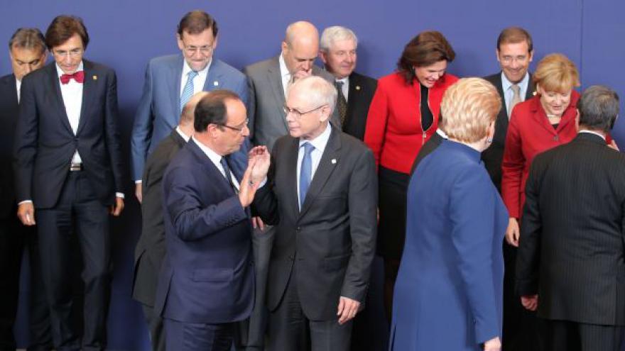 Video Brusel: Dohoda o bankovní unii bude do Vánoc