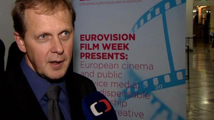Video ČT na festivalu Eurovision Film Week