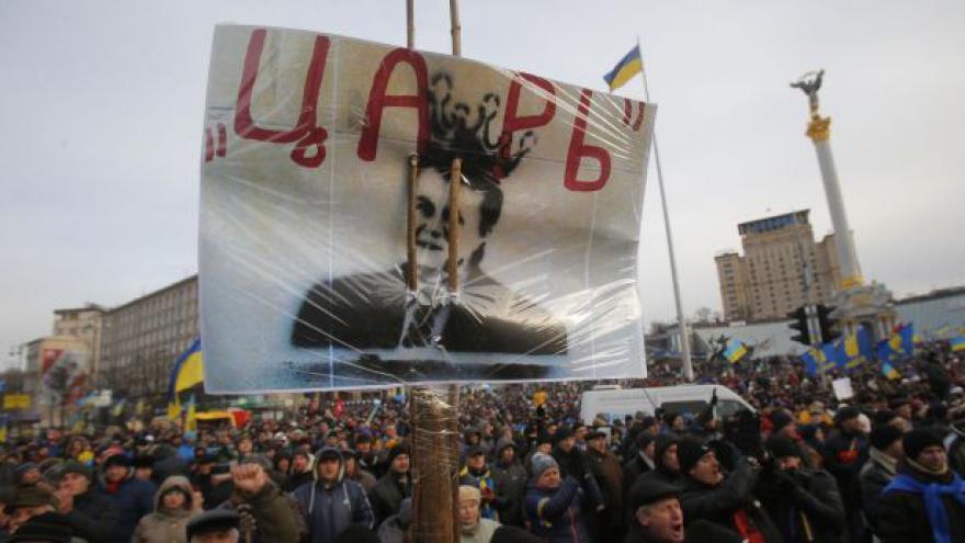 Video Komentář Josefa Pazderky k situaci v Kyjevě