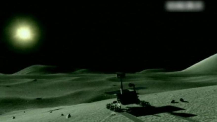 Video Čína vyslala svou první sondu na Měsíc