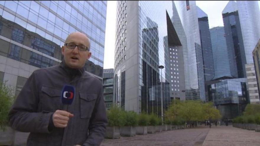 Video Petr Zavadil o zatčení pařížského střelce