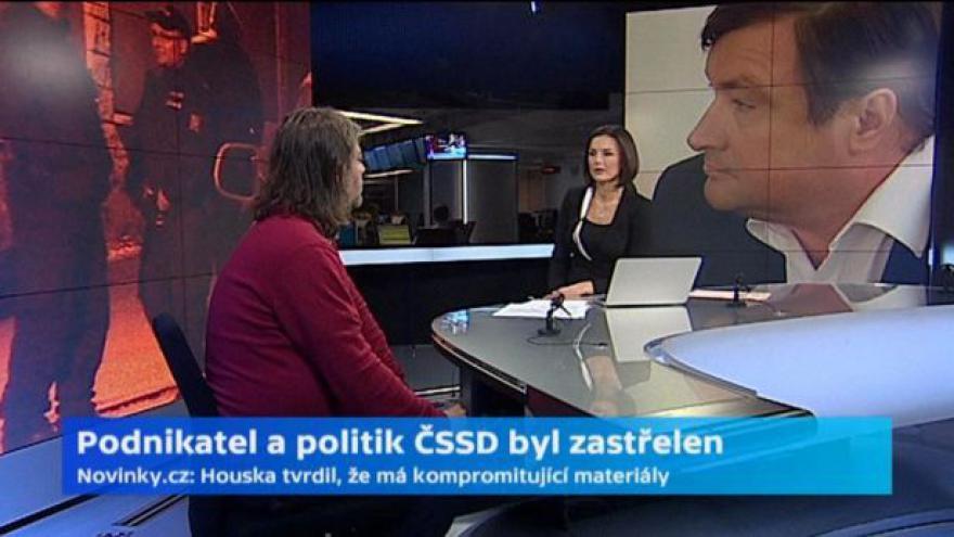 Video Rozhovor s Karlem Vránou z Reportérů ČT