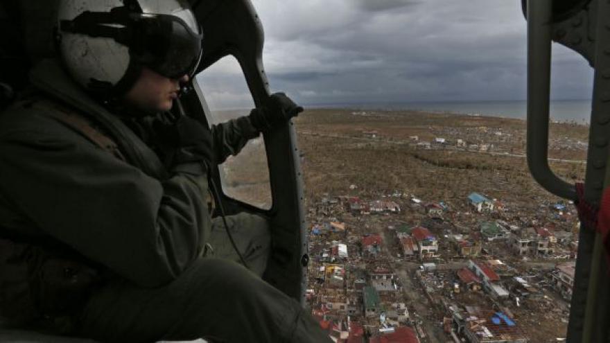 Video Mše za oběti filipínské katastrofy