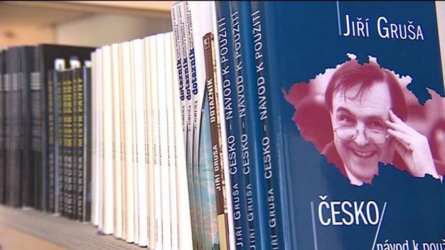 Video Moravské zemské muzeum vzpomínalo na Jiřího Grušu