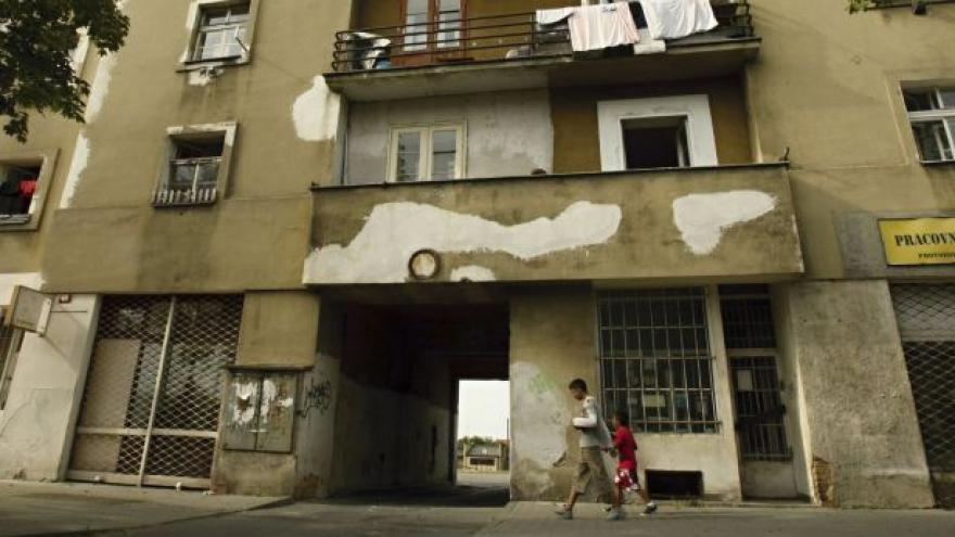 Video Události o chudobě v Česku
