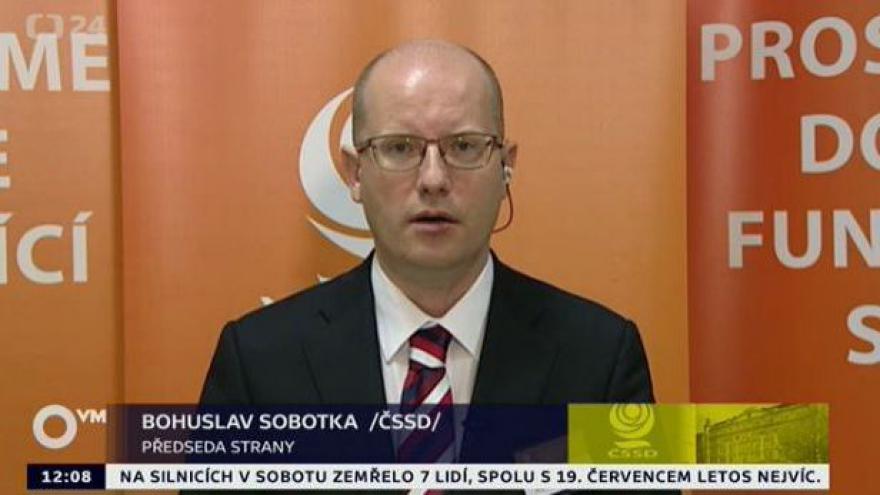 Video Rozhovor s Bohuslavem Sobotkou pro OVM