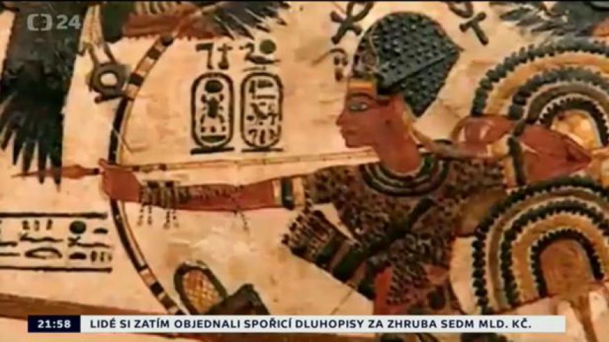 Video Tajemství skonu faraona Tutanchamona