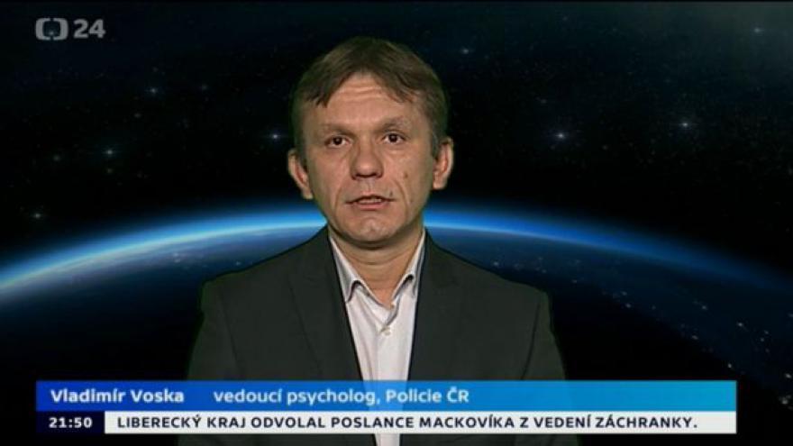 Video Rozhovor s Vladimírem Voskou