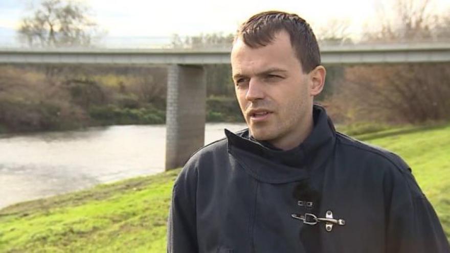 Video Dobrovolný hasič Michal Vajčner popisuje náročné pátrání