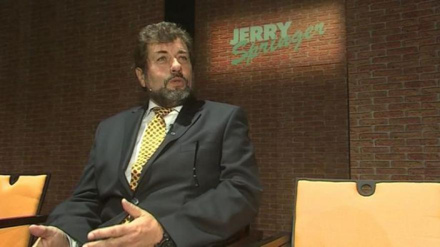 Video Zdeněk Junák o roli v muzikálu Jerry Springer: Opera