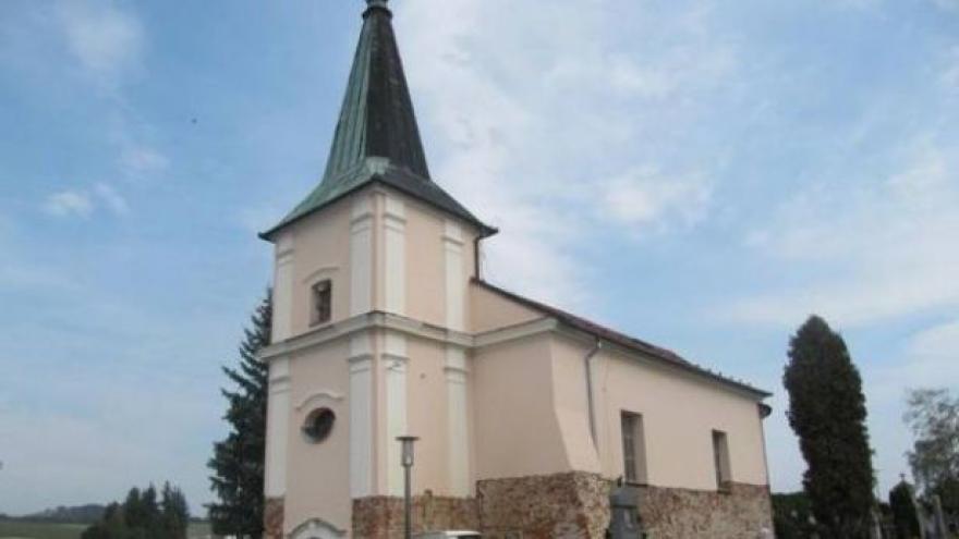 Video Vstup Josefa Kvasničky z mařatického kostela