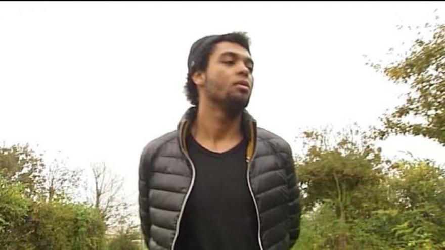 Video Bohumil Vostal o mladém radikálovi zavřeném v Belgii