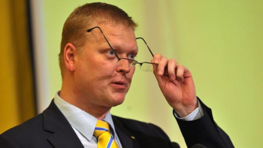Video Pavel Bělobrádek k jednání s ČSSD
