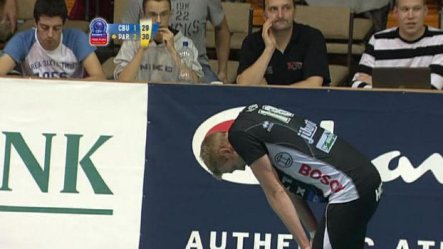 Video Sestřih volejbalu České Budějovice - Paříž