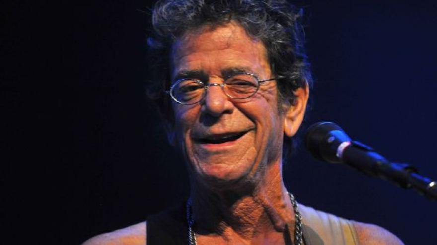 Video Češi vzpomínají na Lou Reeda